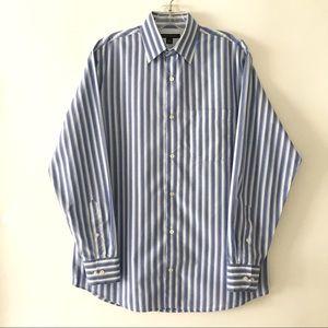 Banana Republic Striped Button Up Shirt